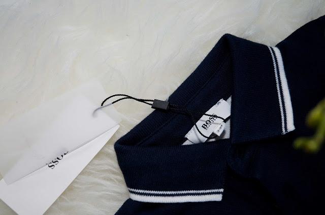 jak rozpoznać oryginał i podróbkę koszulki Hugo Boss
