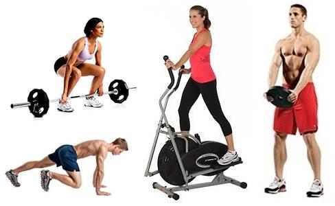Aprende las formas de mezclar la rutina de pesas con la sesión de cardio