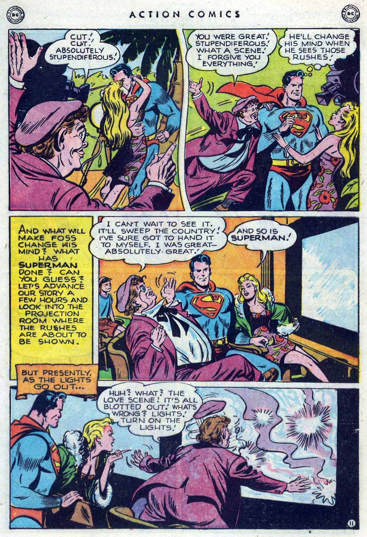 Read online Action Comics (1938) comic -  Issue #120 - 13