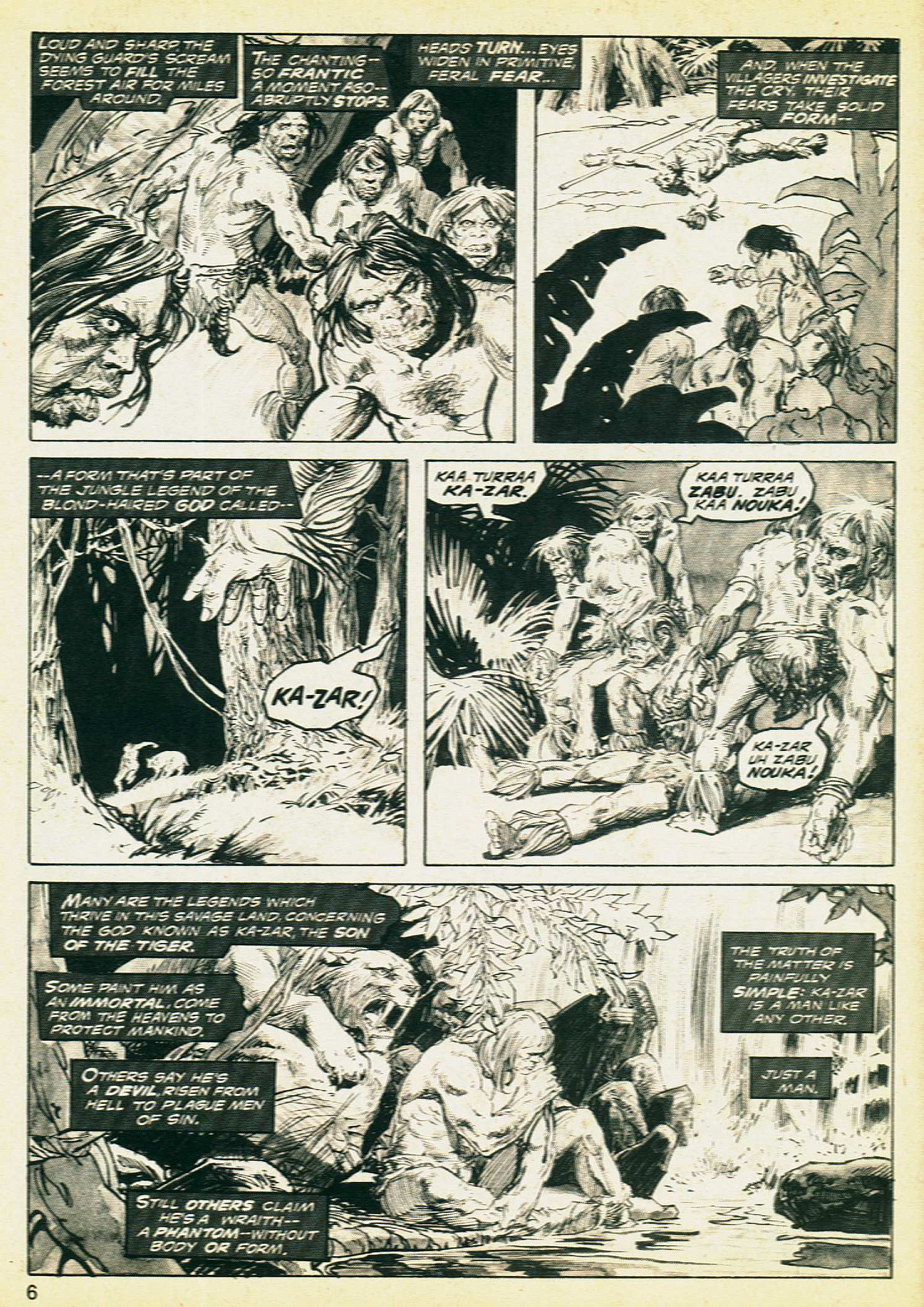Savage Tales issue 8 - Page 4