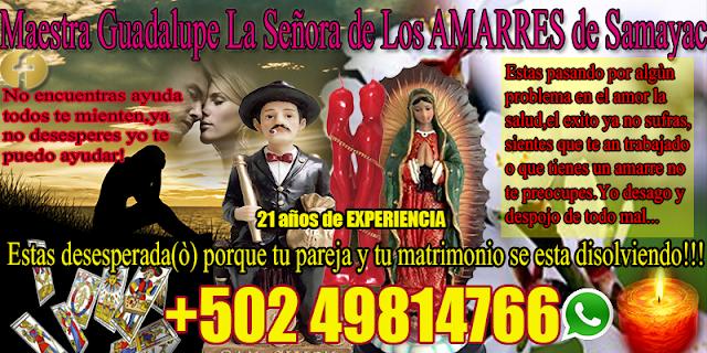 MARRES DE AMOR Y CURACIONES SOBRENATURALES