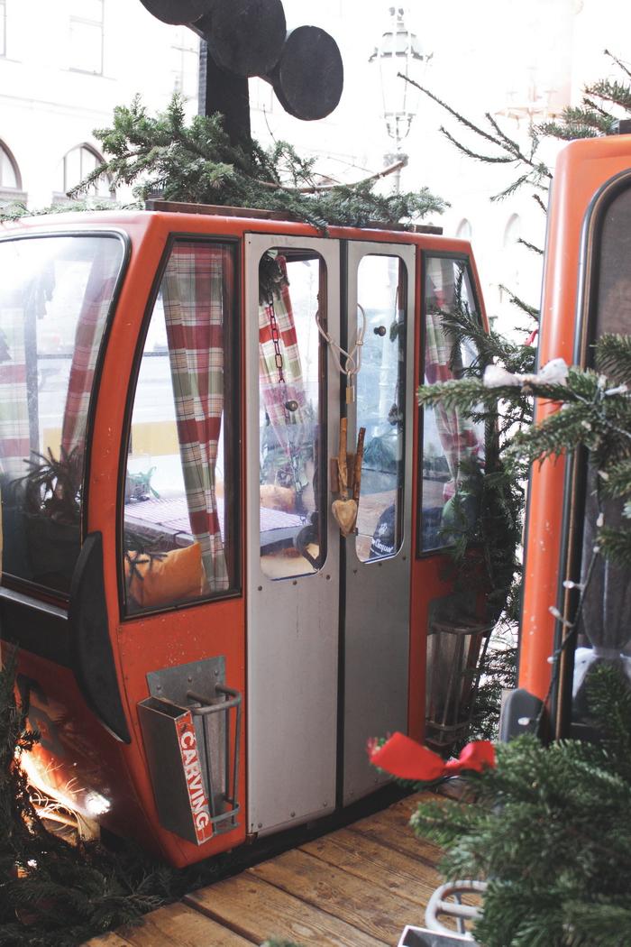 Vier Jahreszeiten Kempinski München Weihnachten