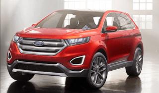 Ford Edge Sport 2018, reconception, date de sortie, le prix et la rumeur