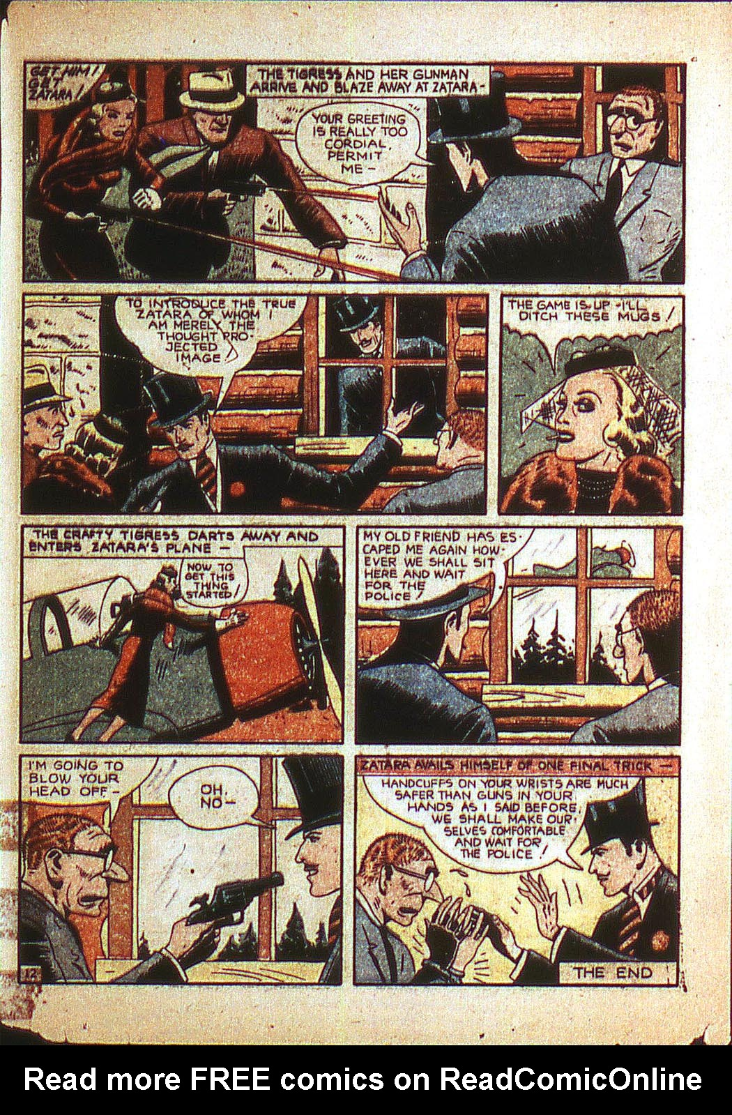 Read online Action Comics (1938) comic -  Issue #3 - 65