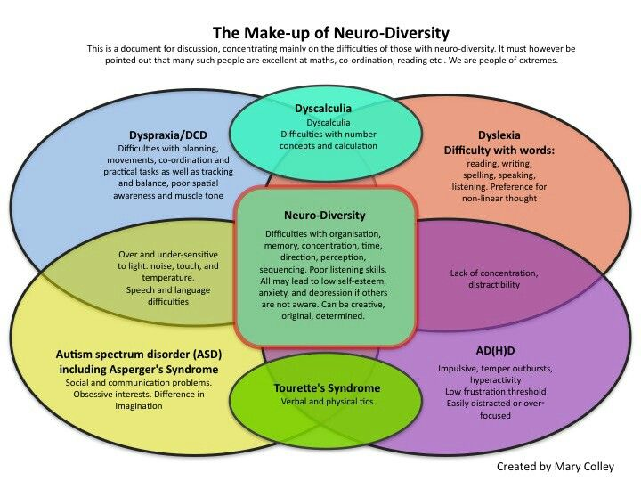 Neurodiversity and Special Educational Needs
