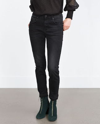Zara Slouchy Jeans Relaxed Fit