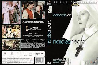 Carátula dvd: Narciso Negro (1947)