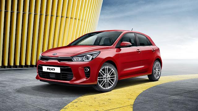 All-new 4th Generation Kia Rio
