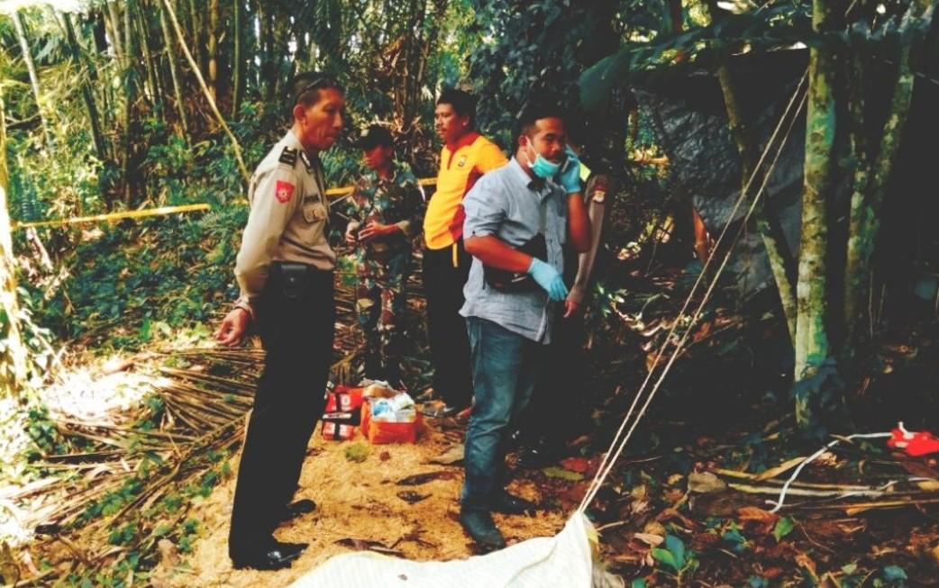 Sempat Dikabarkan Bunuh Diri di Pohon Coklat, Warga Rembon Ini Ternyata Dibunuh