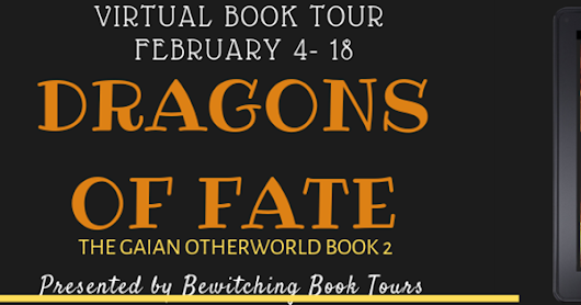 SPOTLIGHT w/INTERVIEW - PRN - Dragons of Fate by CR Robertson