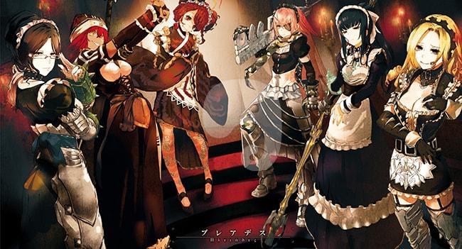 6 Anime yang Mirip Overlord