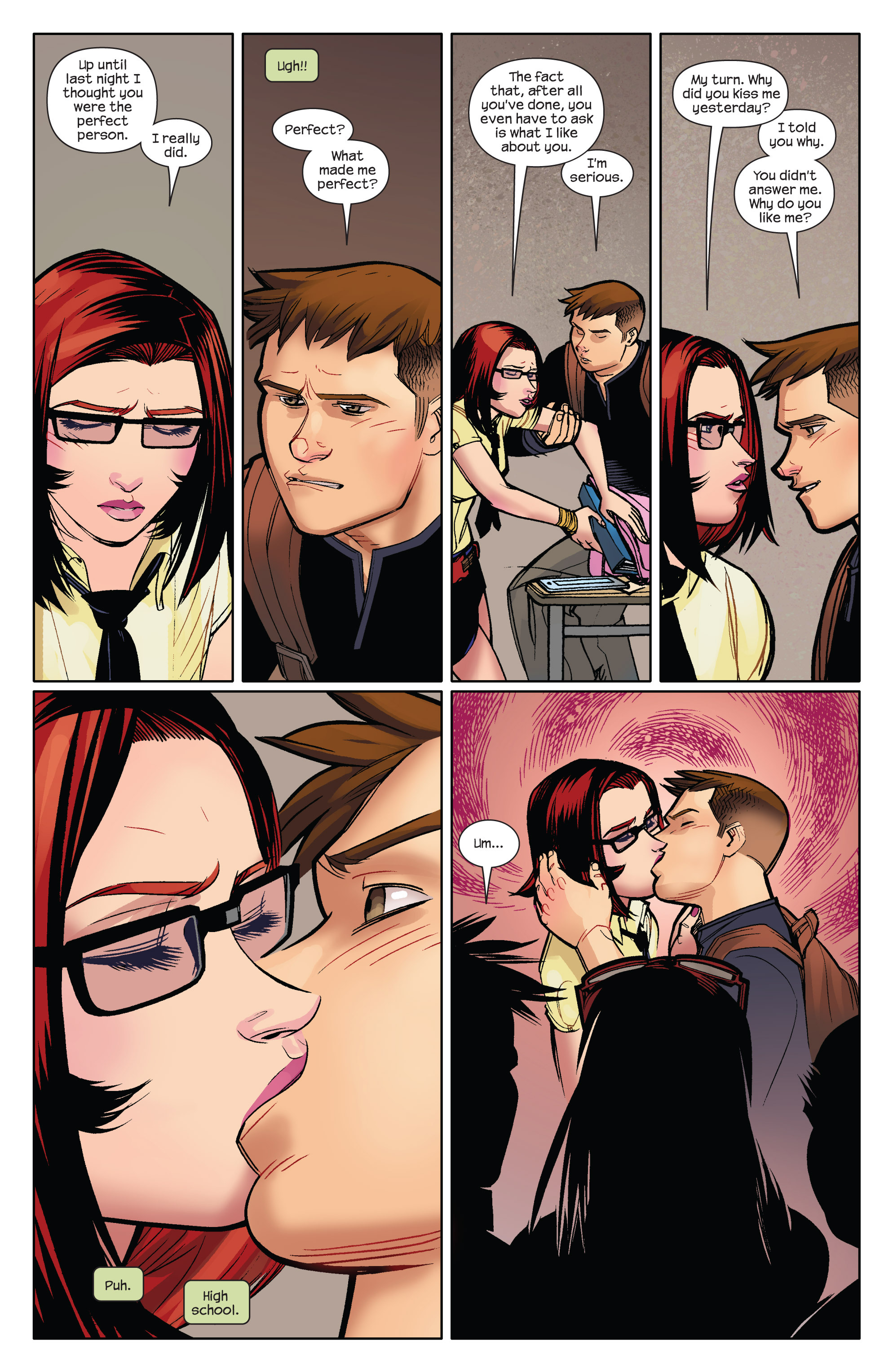Read online Ultimate Spider-Man (2009) comic -  Issue #12 - 18