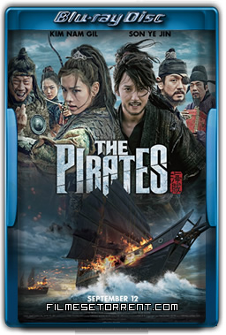 Os Piratas Torrent 2016 720p BluRay Dual Áudio