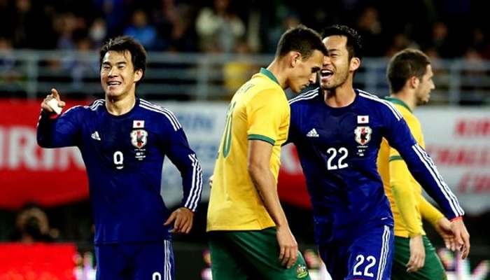 Japon vs Australia en vivo en directo Eliminatorias Mundial