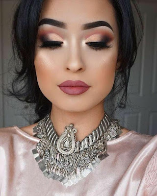 Makeups for new year eve party