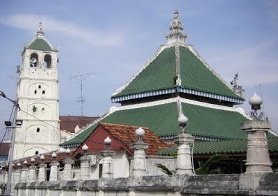 Masjid Bersejarah Kampung Kling Melaka