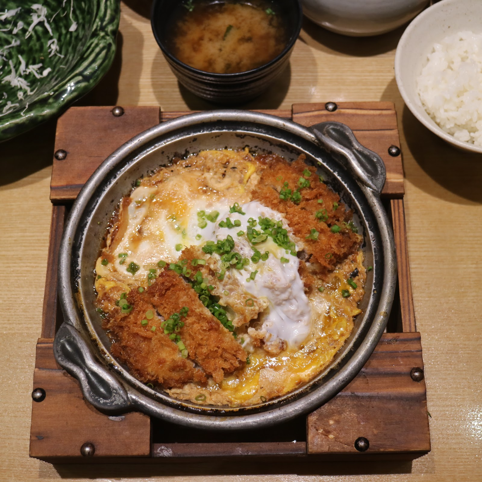 GASTRONOMY by Joy: Saboten Means Perfect 10 Katsu for My Family