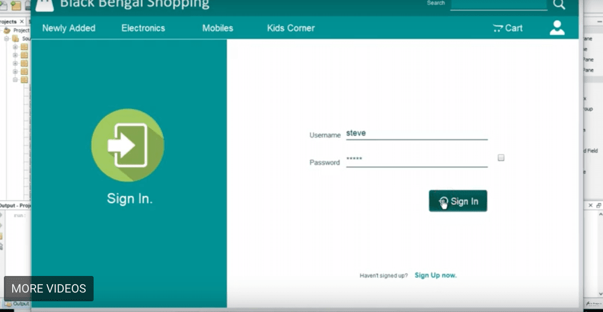 Online Shopping Cart Project in Java With Source Code | Source Code