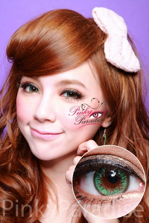 G&G Natural Green Circle Lenses (Colored Contacts).jpg