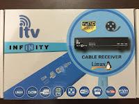 Resultado de imagem para ITV INFINITY HD