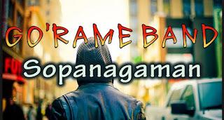 Kunci Gitar Lirik  Sopanagaman - Go'Rame Band