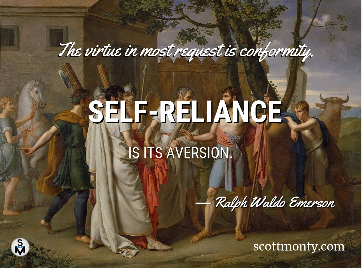 The Reluctant Leader in All of Us | Scott Monty | Timeless