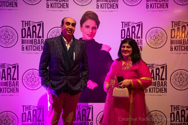 Ravi Tandon+Nisha Tandon