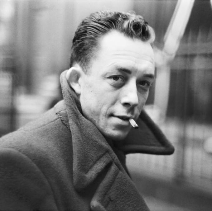 Frases e pensamentos de Albert Camus