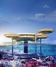 Underwater Hotel Plans In Dubai