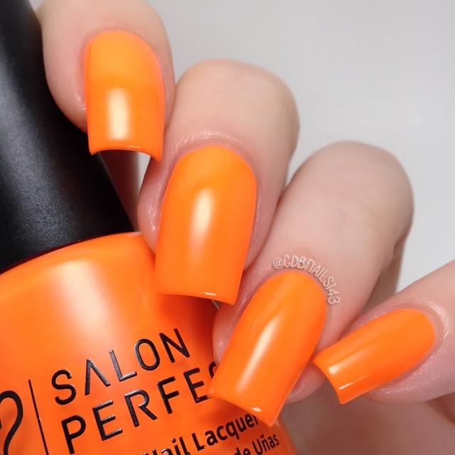 Salon Perfect-Jackie-O-Lantern