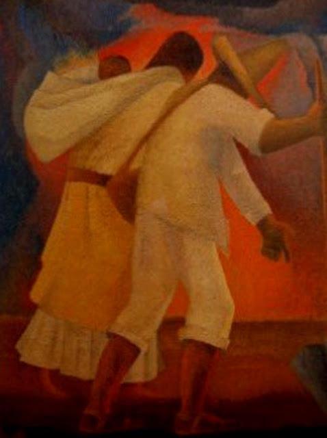 Pintura:  FERMÍN REVUELTAS