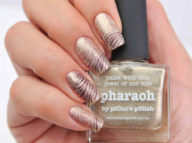 Picture polish: Pharaoh