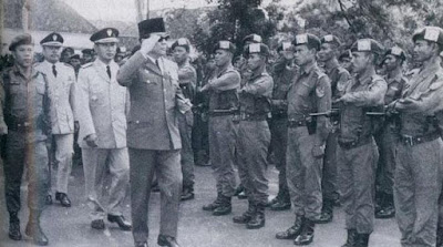 Latar Belakang Sejarah Konfrontasi Indonesia – Malaysia 1963