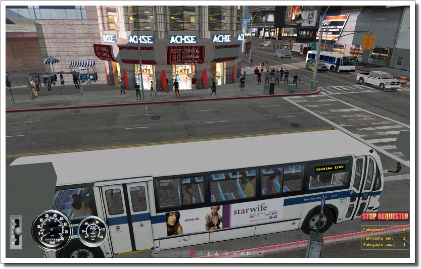 City bus simulator 2010 new york gameplay #1 hd youtube.