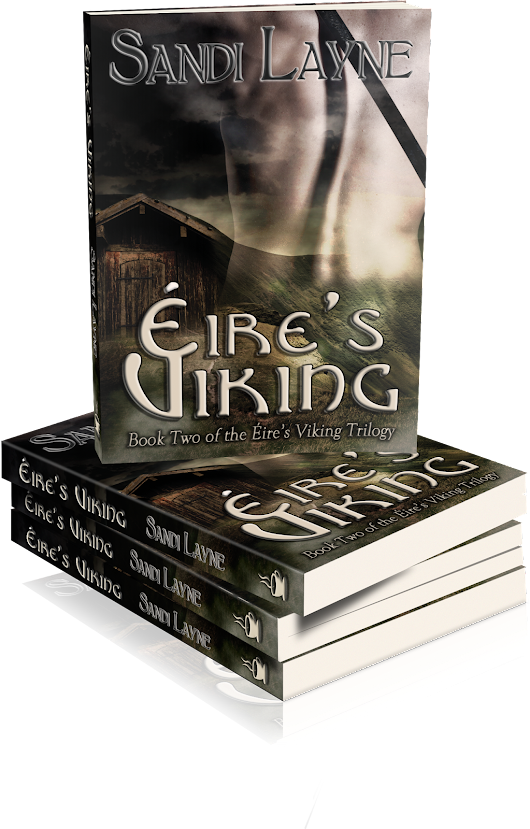 Eires Viking A Guest Post By Author Sandi Layne