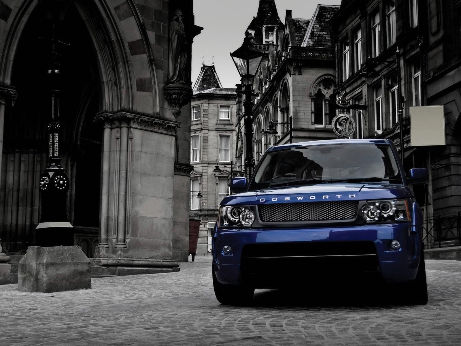 Range Rover Wallpaper Hd: 15 Range Rover HD Desktop Wallpapers