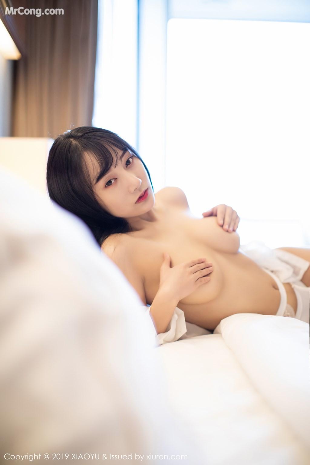 Image XiaoYu-Vol.076-He-Jia-Ying-MrCong.com-042 in post XiaoYu Vol.076: He Jia Ying (何嘉颖) (72 ảnh)