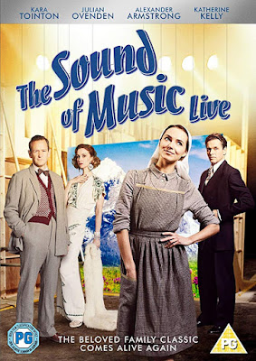 The Sound Of Music Live 2015 Poster