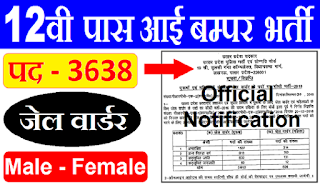 UP Police Recruitment 2018 – Apply Online for 3638 Jail Warder Post