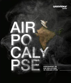 Spotlight : Uttar Pradesh India's Most Polluted State : Greenpeace report.