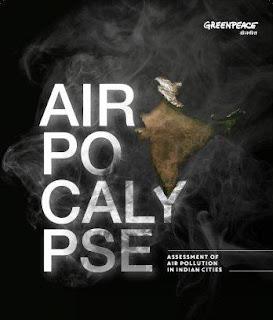 Spotlight : Uttar Pradesh India's Most Polluted State : Greenpeace report.