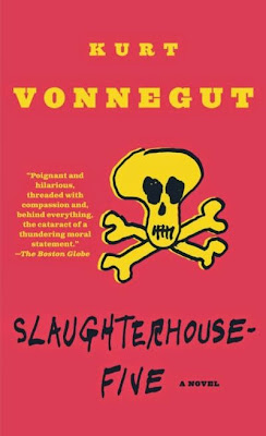 Slaughter-house Five by Kurt Vonnegut - book cover