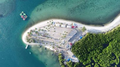 HP 081267111161 Experience Adventure Ranoh Island, Newly Opened Beach Fascination in Batam City, Riau Islands