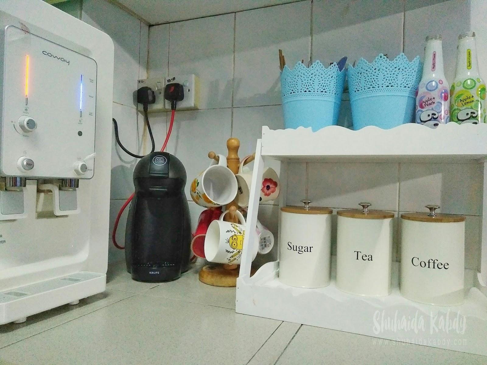 Sedap Mata Memandang Cara Kekalkan Dapur Kemas Dan Bersih