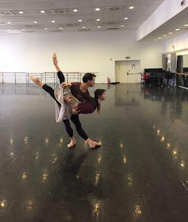 Domani troverete sul blog l'intervista a Marta Romagna, prima ballerina del Teatro alla Scala