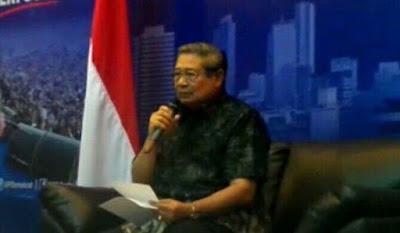 SBY Minta ke Jokowi UU Ormas Segera Direvisi