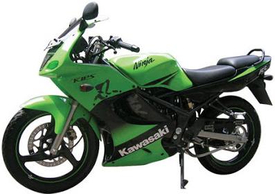 Harga kawasaki Ninja 150cc terbaru