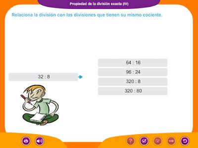 http://www.ceiploreto.es/sugerencias/juegos_educativos_3/7/8_Propiedad_division_exacta_IV/index.html