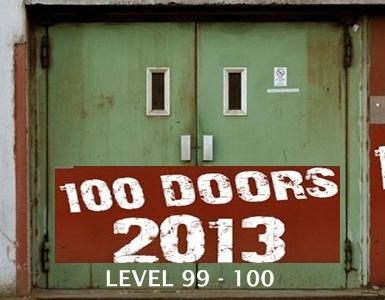 Game 100 Doors 2013 Level 99-100