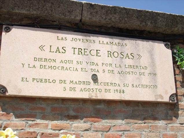 Ifac Filatélico Las Cartas De Las 13 Rosas Que Su